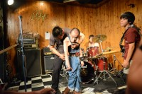 [True punk] Handicapped band, Noseimahi-go breaks barrier & fly with wheel chair (1)