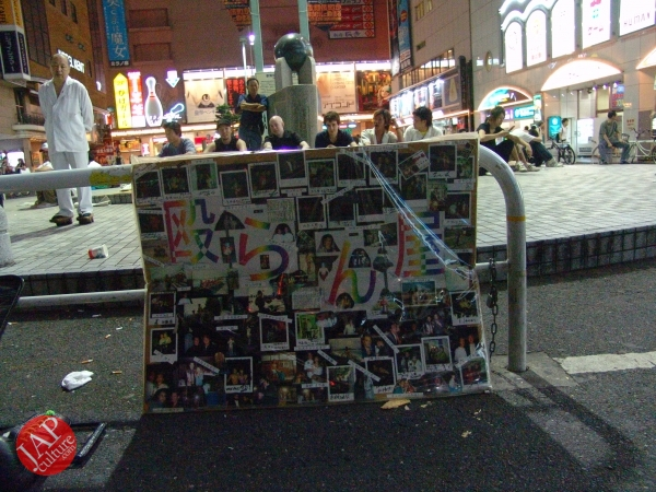 Exciting real street fight show at dangerous town, Kabukicho (54)