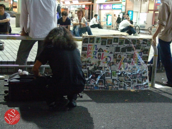 Exciting real street fight show at dangerous town, Kabukicho (50)