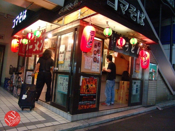 Exciting real street fight show at dangerous town, Kabukicho (4)