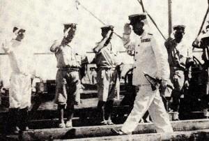 this is Isoroku Yamamoto who attack USA with Kamikaze pilots