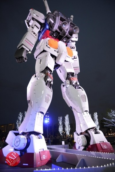 Photo of Gundam attraction is Chinese Humiliation & incomprehension for Russian weaoon dealer