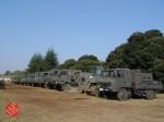 51th Parade of JSDF (Japan Self-Defense Force) at Asaka Shooting Range (Japanese army parqade) (95)