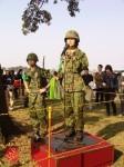 51th Parade of JSDF (Japan Self-Defense Force) at Asaka Shooting Range (Japanese army parqade) (15)