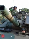 51th Parade of JSDF (Japan Self-Defense Force) at Asaka Shooting Range (Japanese army parqade) (18)