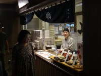 New Japanese historical town on the highway with traditional foods, Hanyu parking (10)