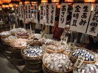 New Japanese historical town on the highway with traditional foods, Hanyu parking (6)