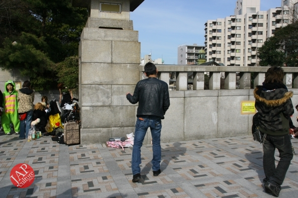 Harajuku karaoke man 0002