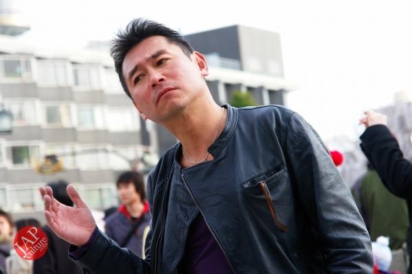 Harajuku karaoke man 0026
